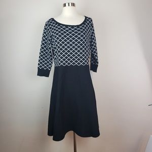 GABBY STYLE SWEATER DRESS